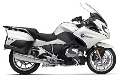 2019 BMW R 1250 RT Review - white right profile