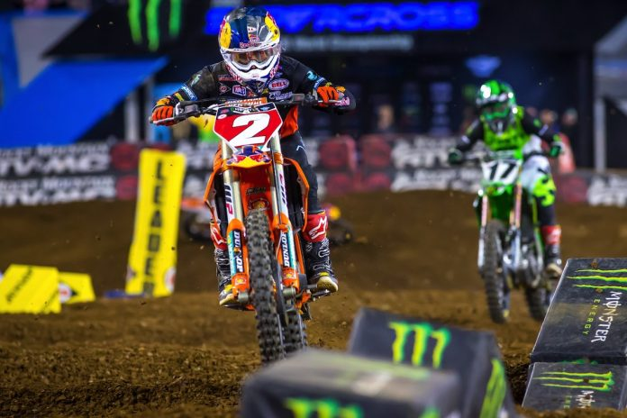 2019 Nashville Supercross Results and Coverage- Cooper Webb and Joey Savatgy