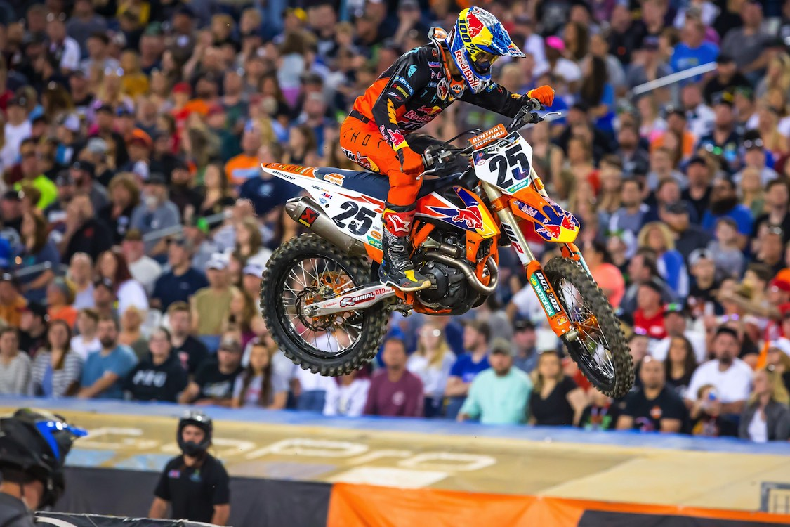 2019 Nashville Supercross Results and Coverage - Marvin Musquin
