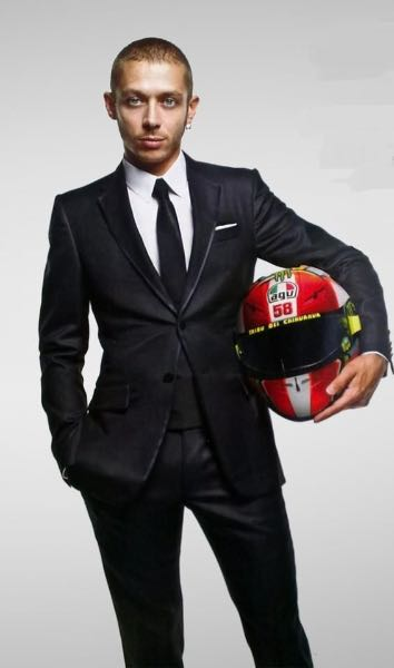 Valentino Rossi to Receive M.D.   The Doctor to Become a Real Doctor