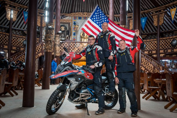 BMW GS Trophy 2020 Qualifier USA Registration Opens - Team USA motorcycle rally