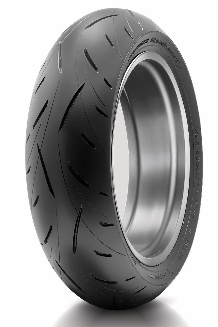 Dunlop Roadsport 2 First Look - right 3/4