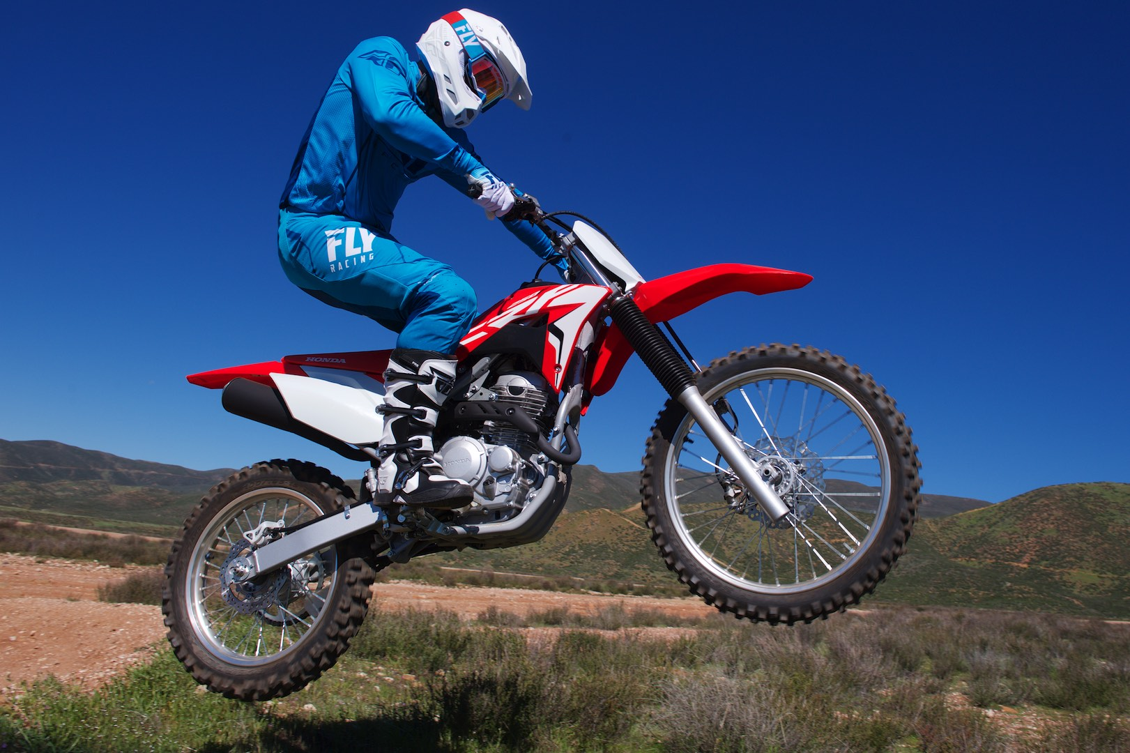 2019 Honda CRF250F Review (17 Fast Facts)