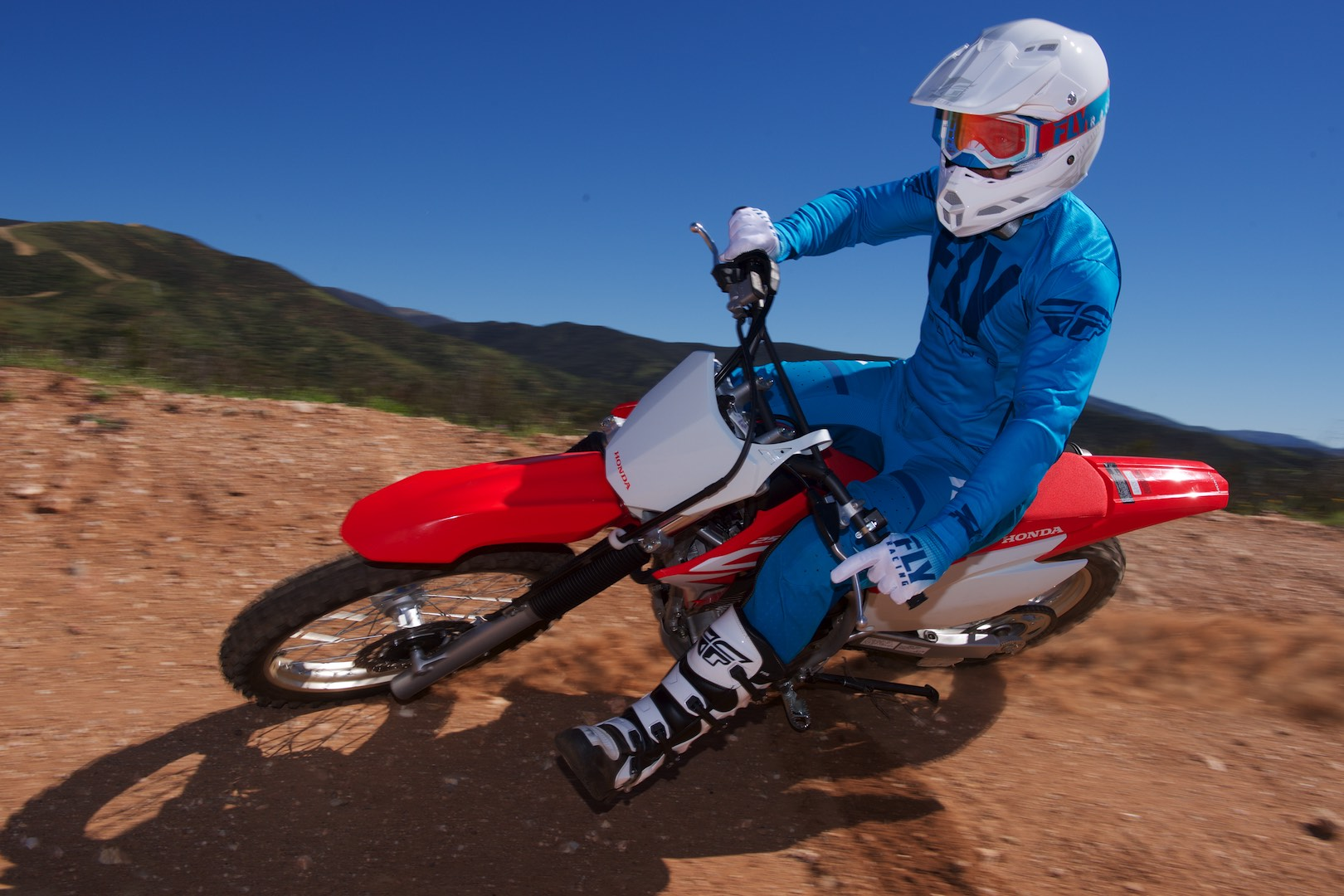 2019 Honda CRF250F off-road