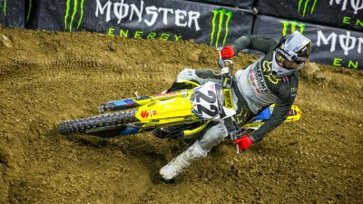 2019 Supercross Review chad reed