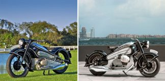 Nmoto Nostalgia Heads on Tour Alongside Original BMW R7