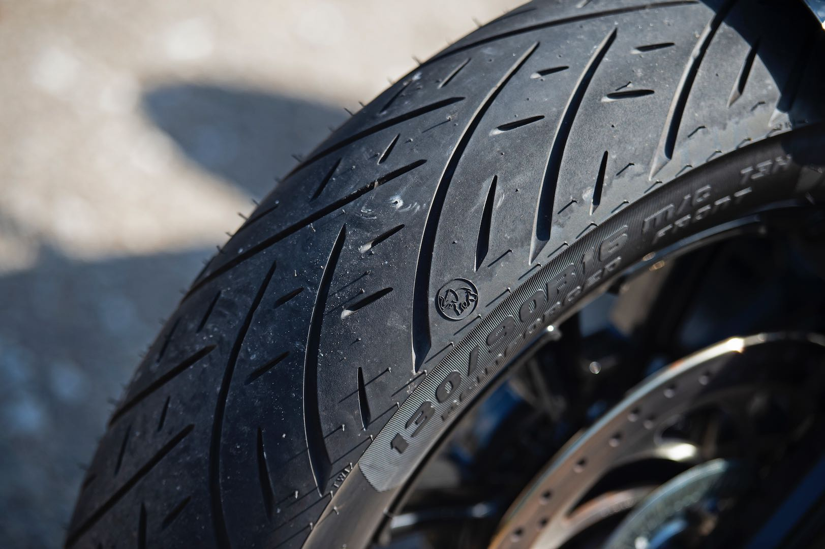 How to Prepare Your Motorcycle for Spring Riding tire check