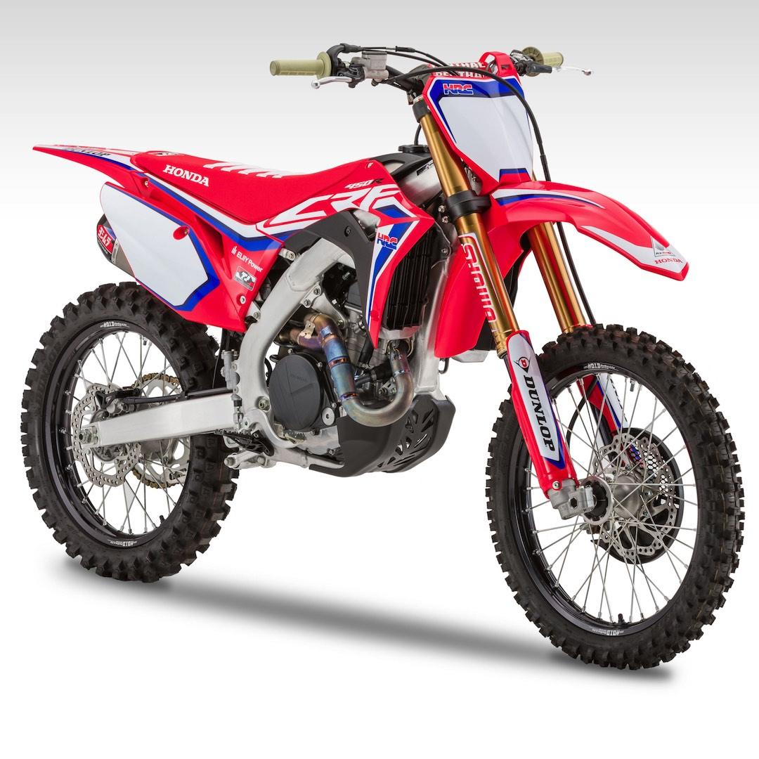 2020 Honda CRF450RWE for sale