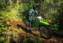 2020 Kawasaki KLX230 First Look (Fast Facts)