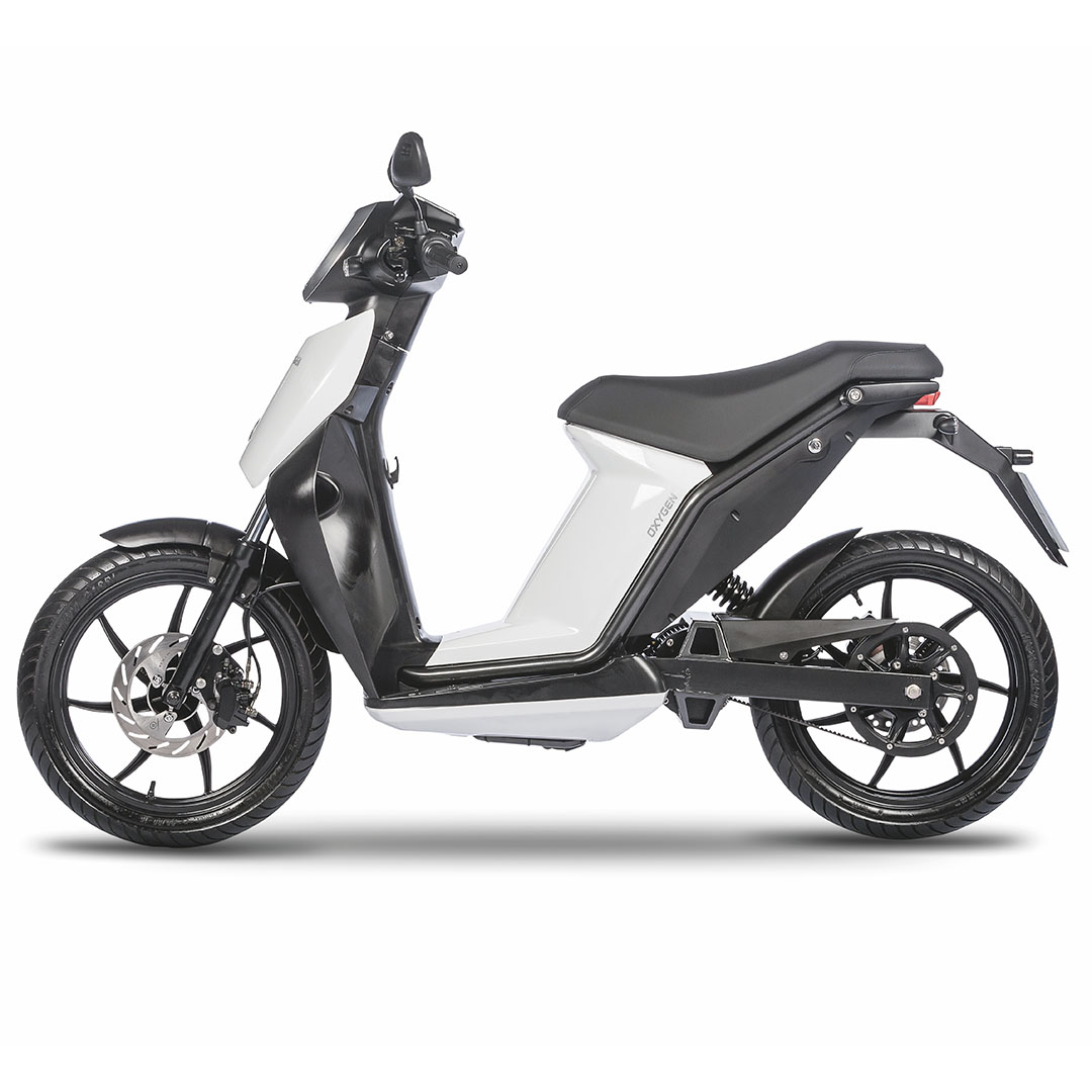 Quadro Oxygen Scooter for sale