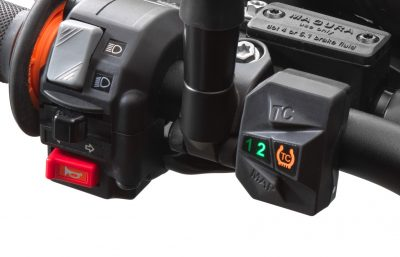 KTM Traction Control
