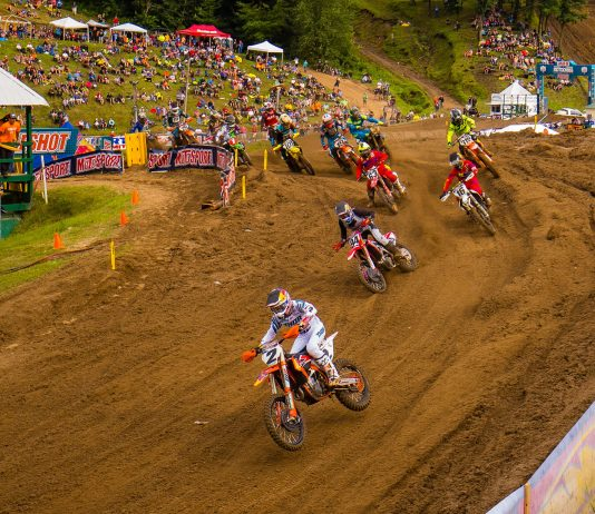 2019 Spring Creek Motocross National Results - Moto 2 Start