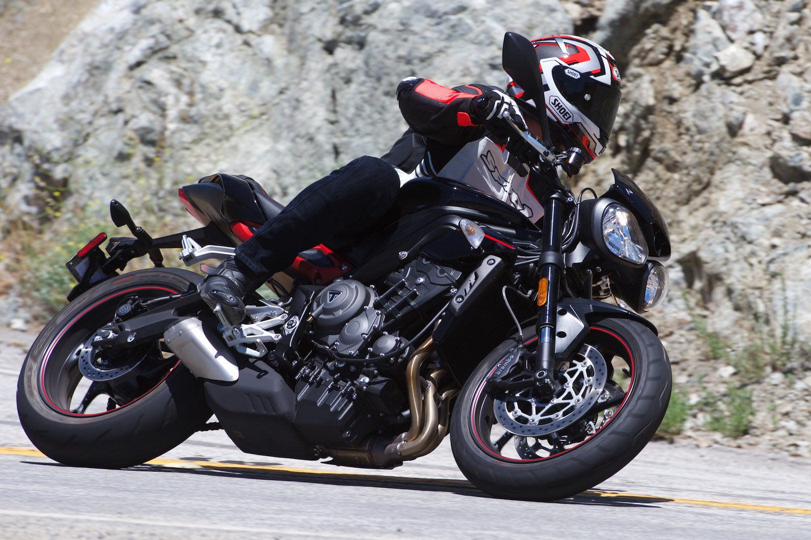 2019 Triumph Speed Triple Review