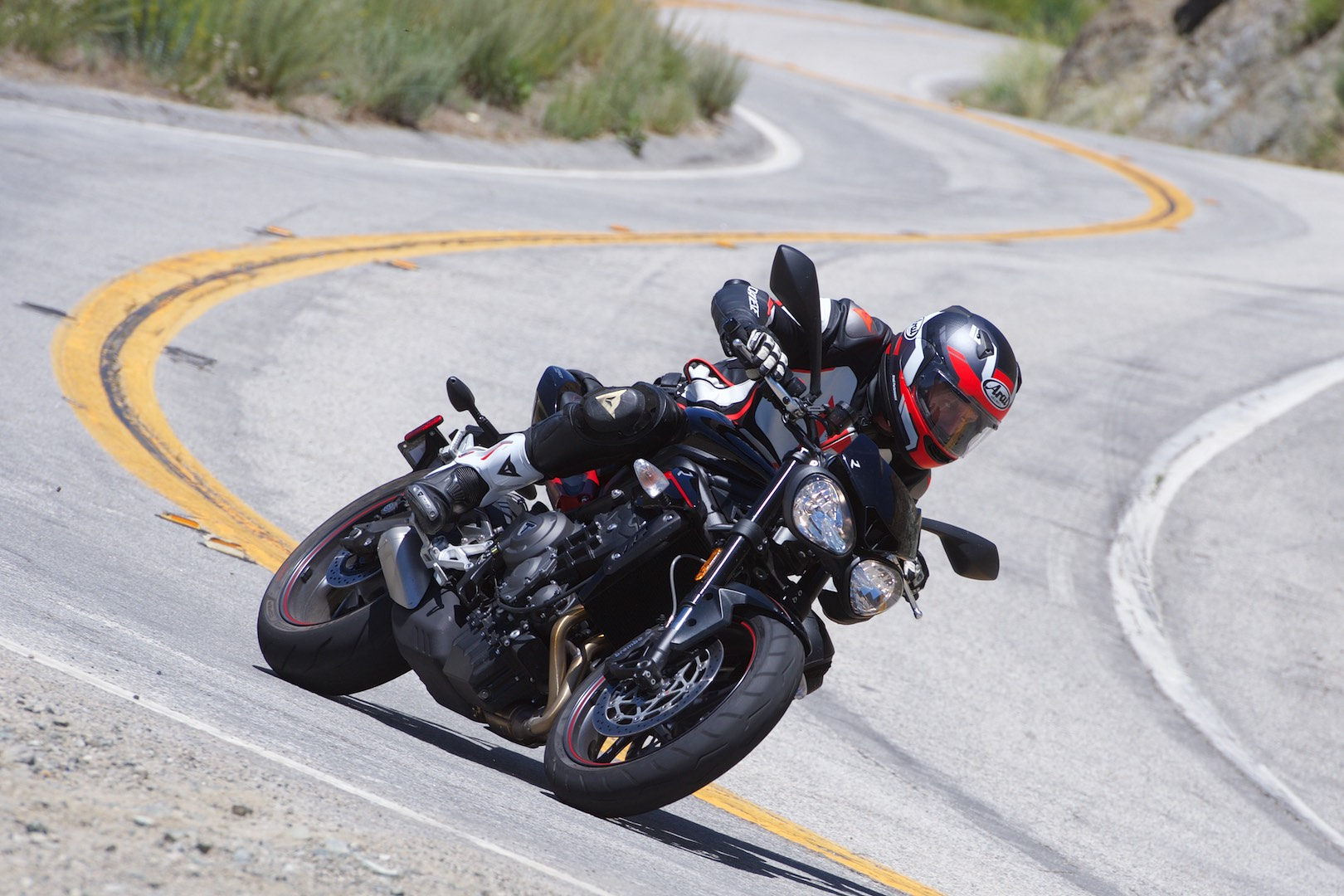 2019 Triumph Street Triple R Review