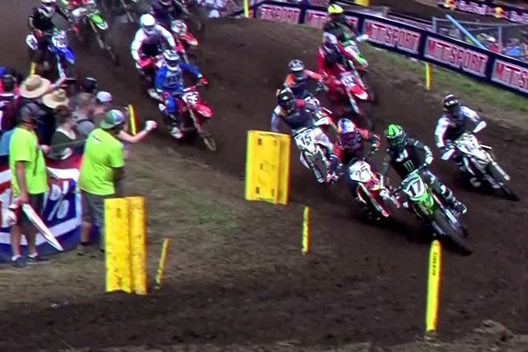 Joey Savatgy holeshot