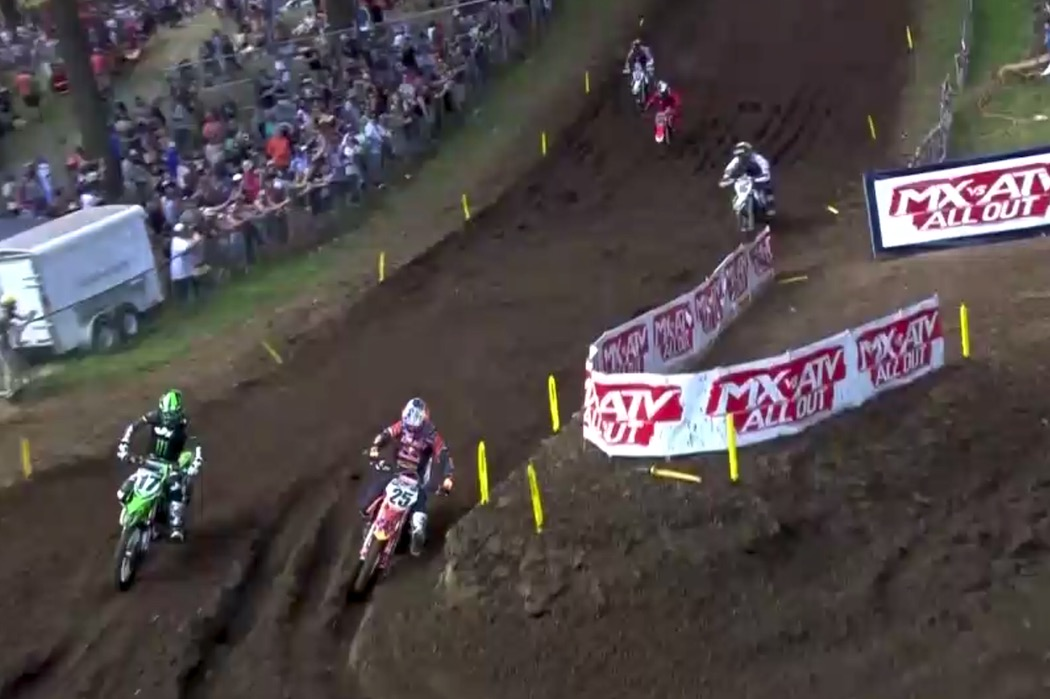 2019 Washougal National Motocross Results - Musquin and Savatgy