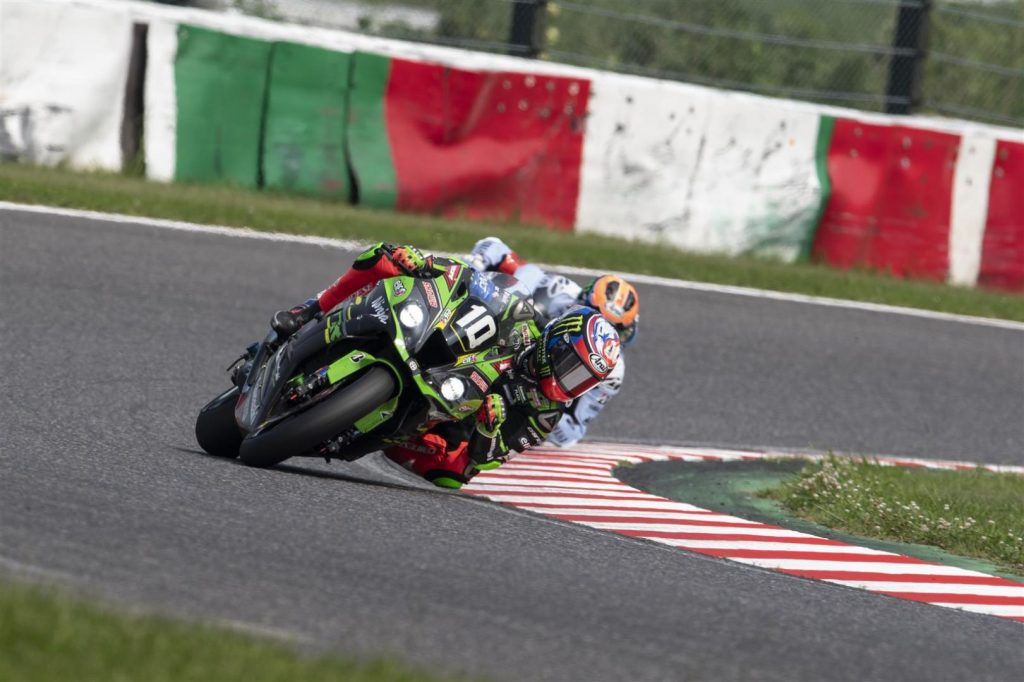 Rea on ZX-10RR during Suzuka 8 Hours
