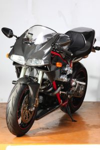 inline six Ducati monster