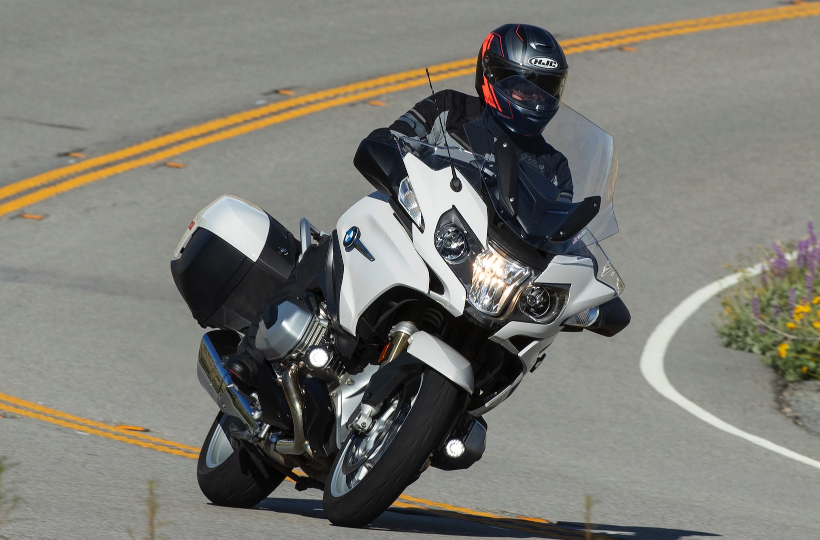 BMW R 1250 RT Sport Touring Motorcycle