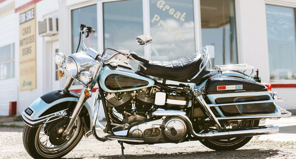 Last Motorcycle Elvis Presley Owned Up For Auction