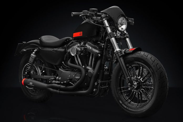 Rizoma Harley-Davidson Sportster Forty-Eight