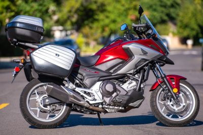 Honda NC 750 X accessories