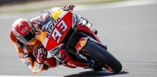 Marquez Claims Record Pole at Silverstone MotoGP Qualifying