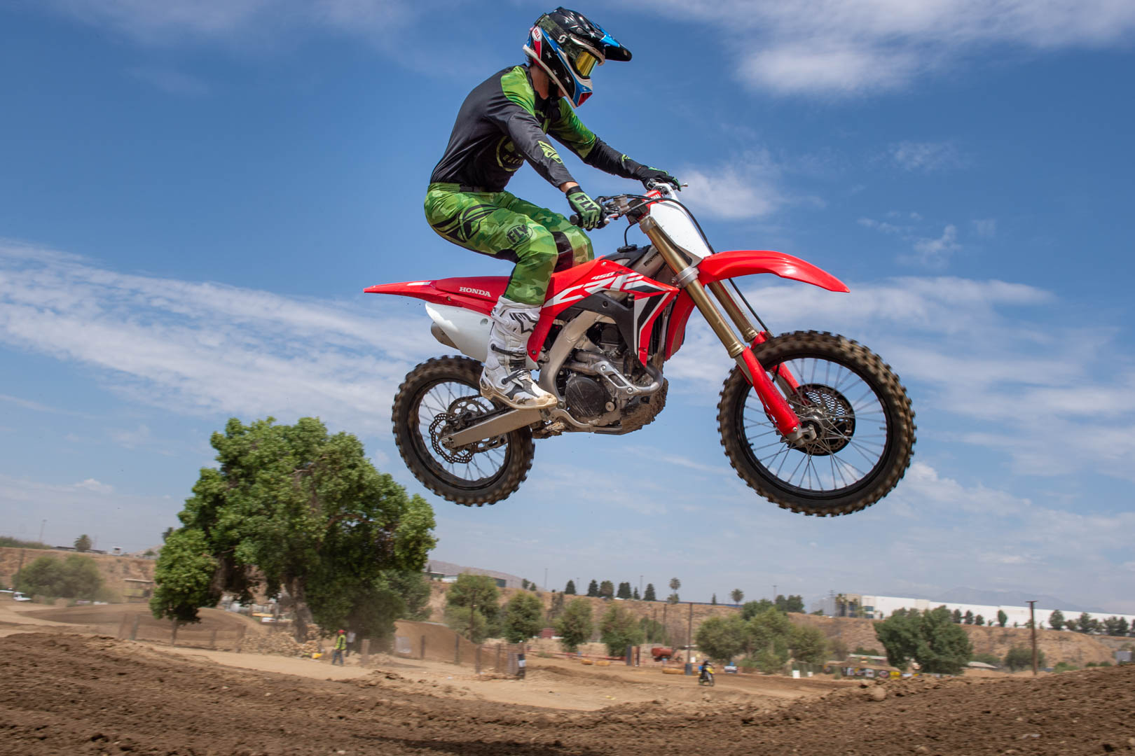 2020 Honda CRF450R Review