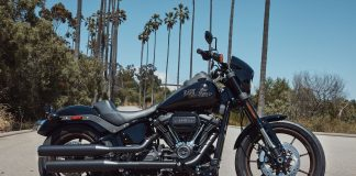 2020 Harley Low Rider S Specs
