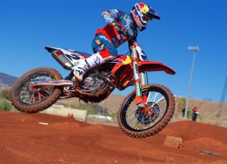 Cooper Webb Out