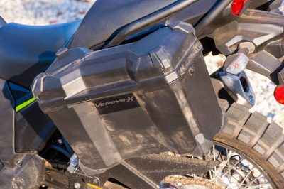 Bags on Versys-300