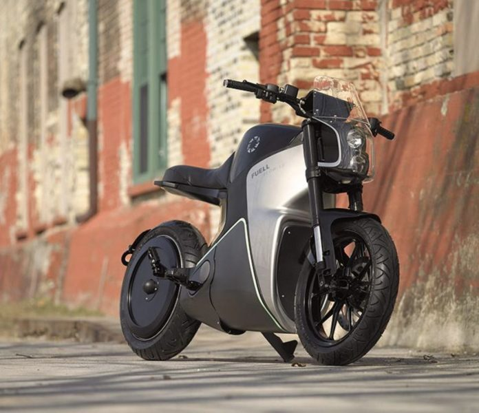 Fuell Flow electric motorcycle