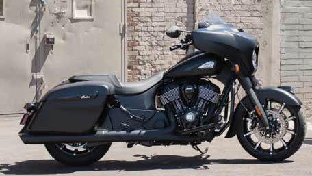 2020 Indian Chieftain Dark Horse
