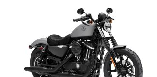 2020 Harley-Davidson Iron 883 colors