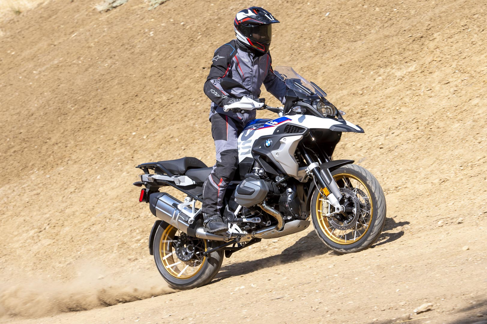 2019 BMW R1250GS off-road review