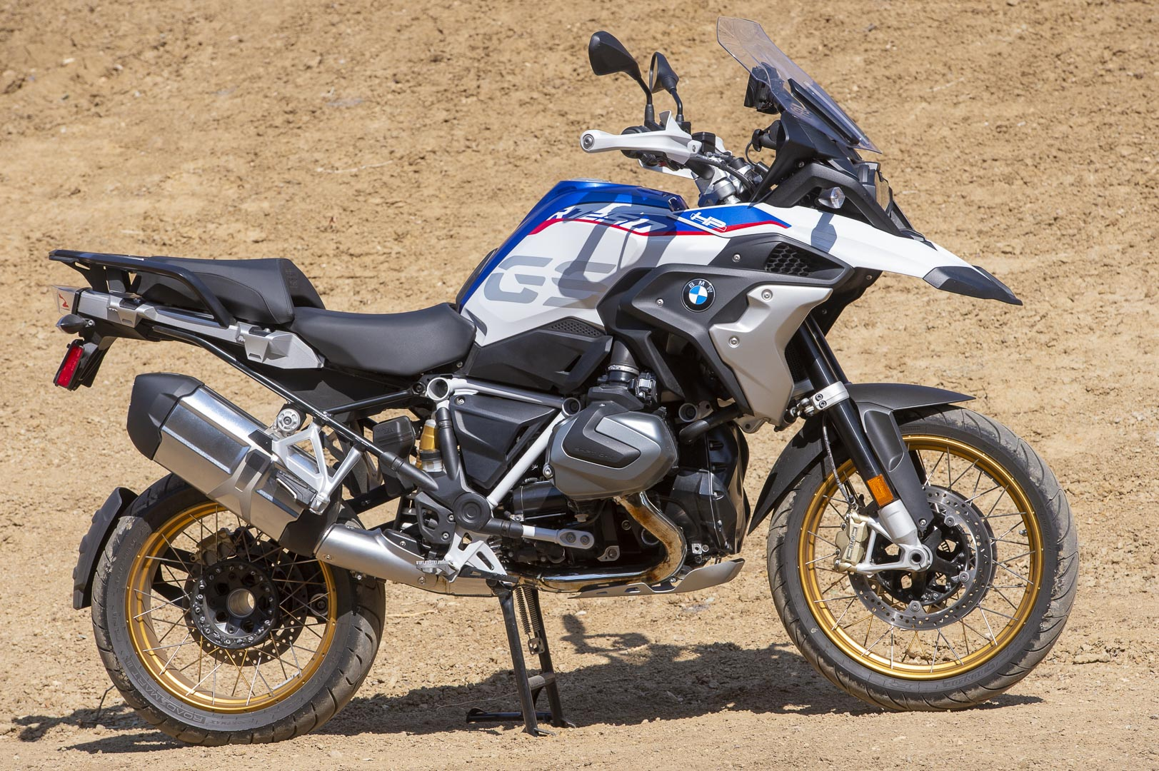 2019 BMW R1250GS protection