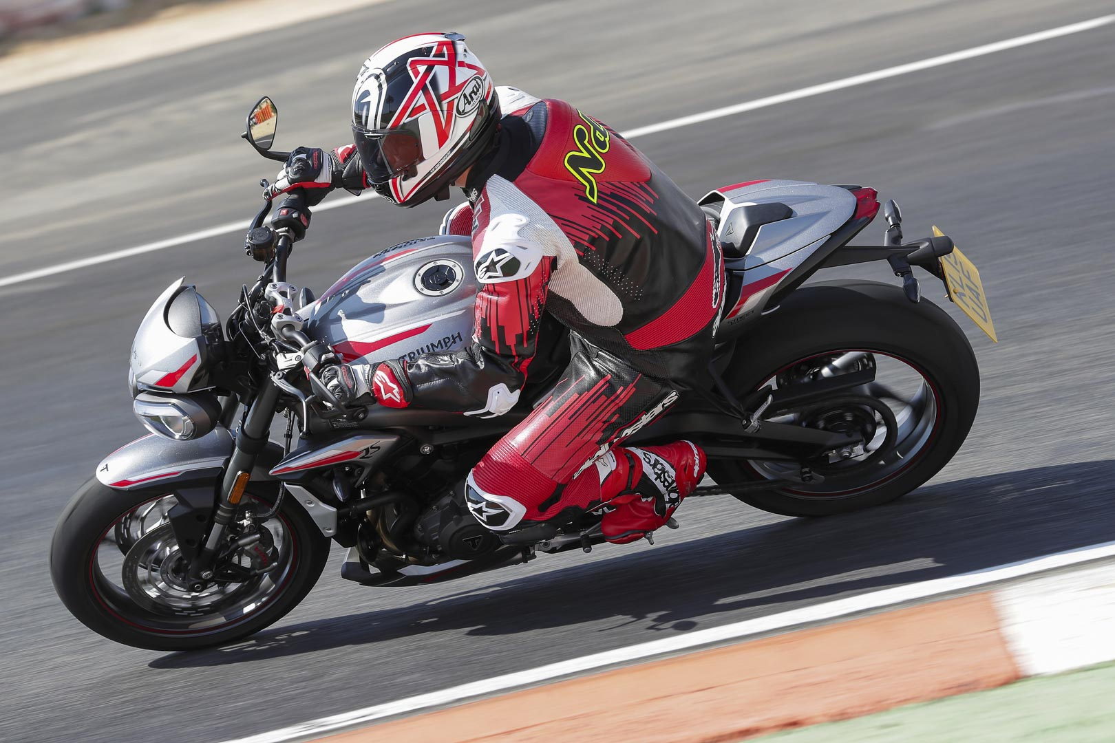 2020 Triumph Street Triple RS Review - Track test