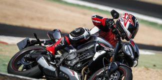 Triumph Speed Triple Brakes