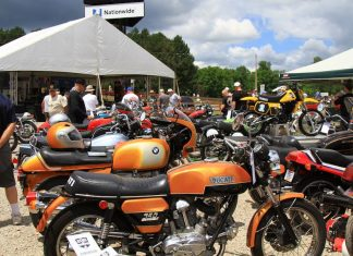 2020 AMA Vintage Motorcycle Days Dates: July 10-12 (Discount Tickets)