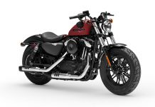 Harley Forty-Eight specs
