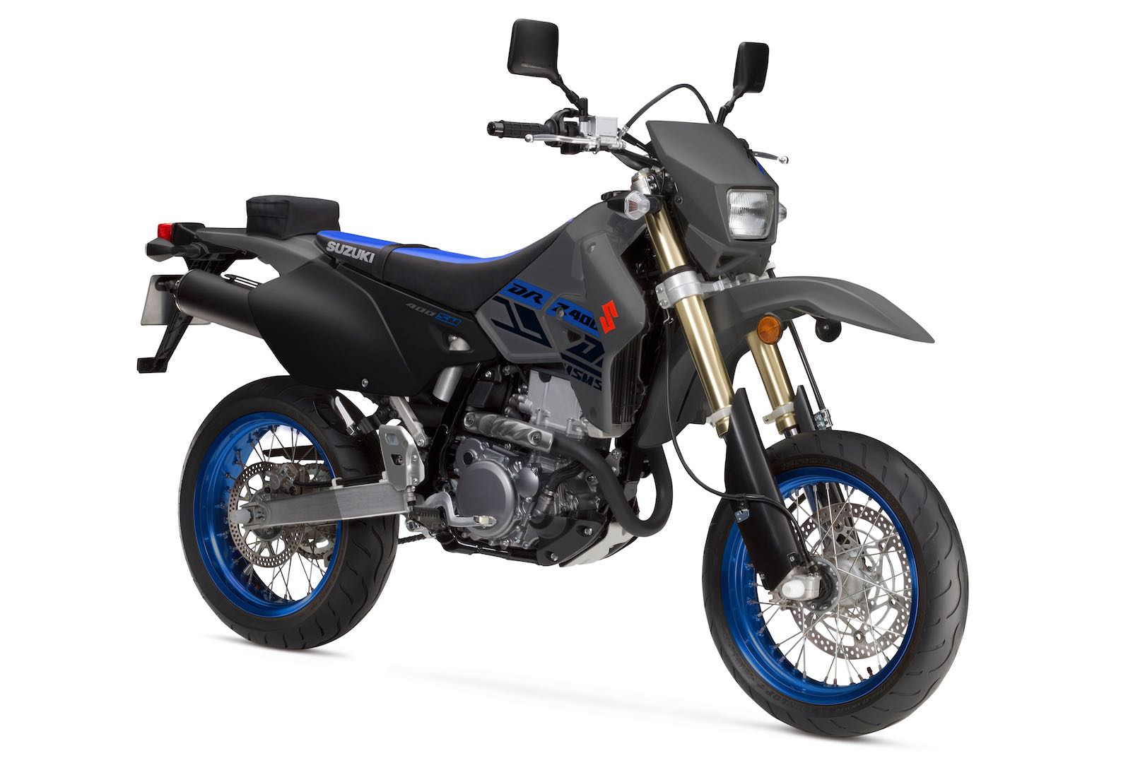 2020 Suzuki DR-Z400SM Buyer's Guide: Specs & Prices