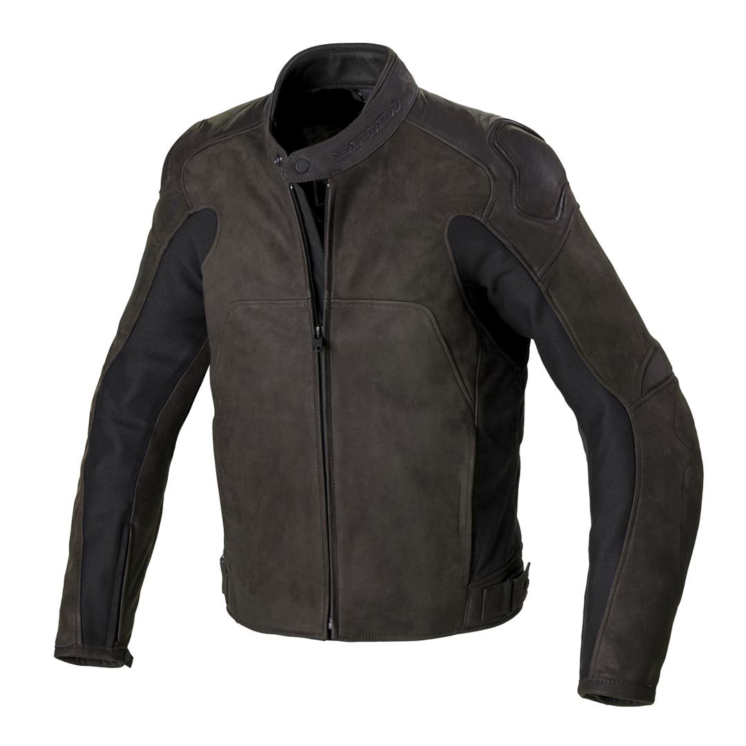 Spidi Evotourer Leather Motorcycle Jacket Review: Vintage Beauty