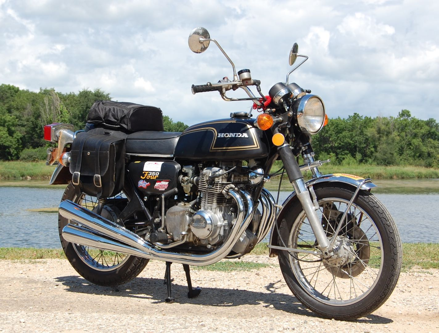 Revisiting a $600 Auction 1974 Honda CB350: Gettin' Sentimental
