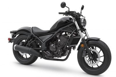 2020 Honda Rebel 300 - black