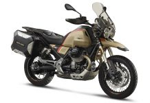 Moto Guzzi V85 Travel price