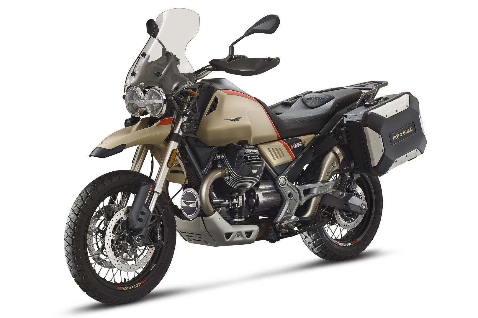 Moto Guzzi V85 Travel for sale