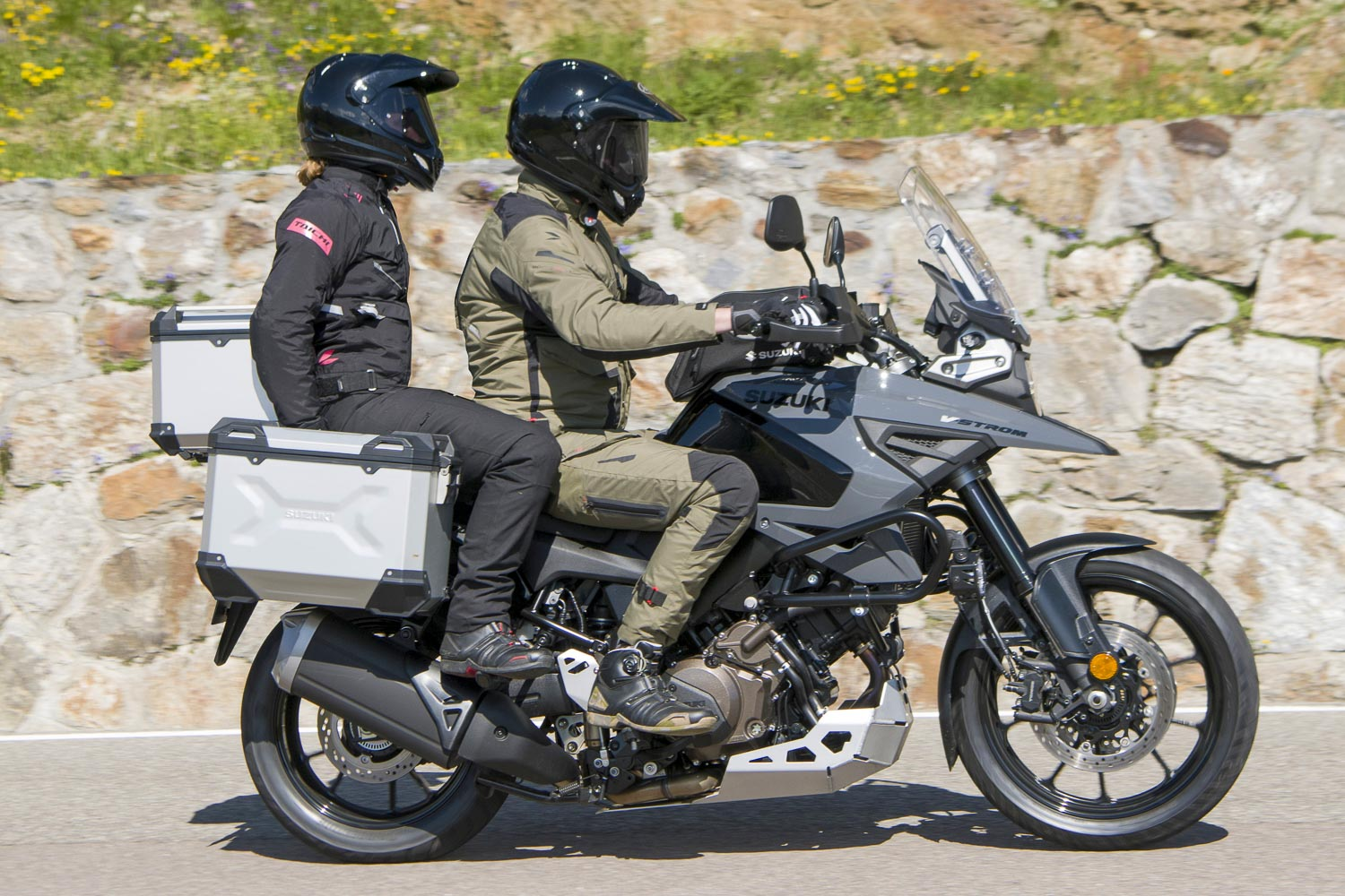 2020 Suzuki V-Strom 1050 Lineup First Look (12 Fast Facts)