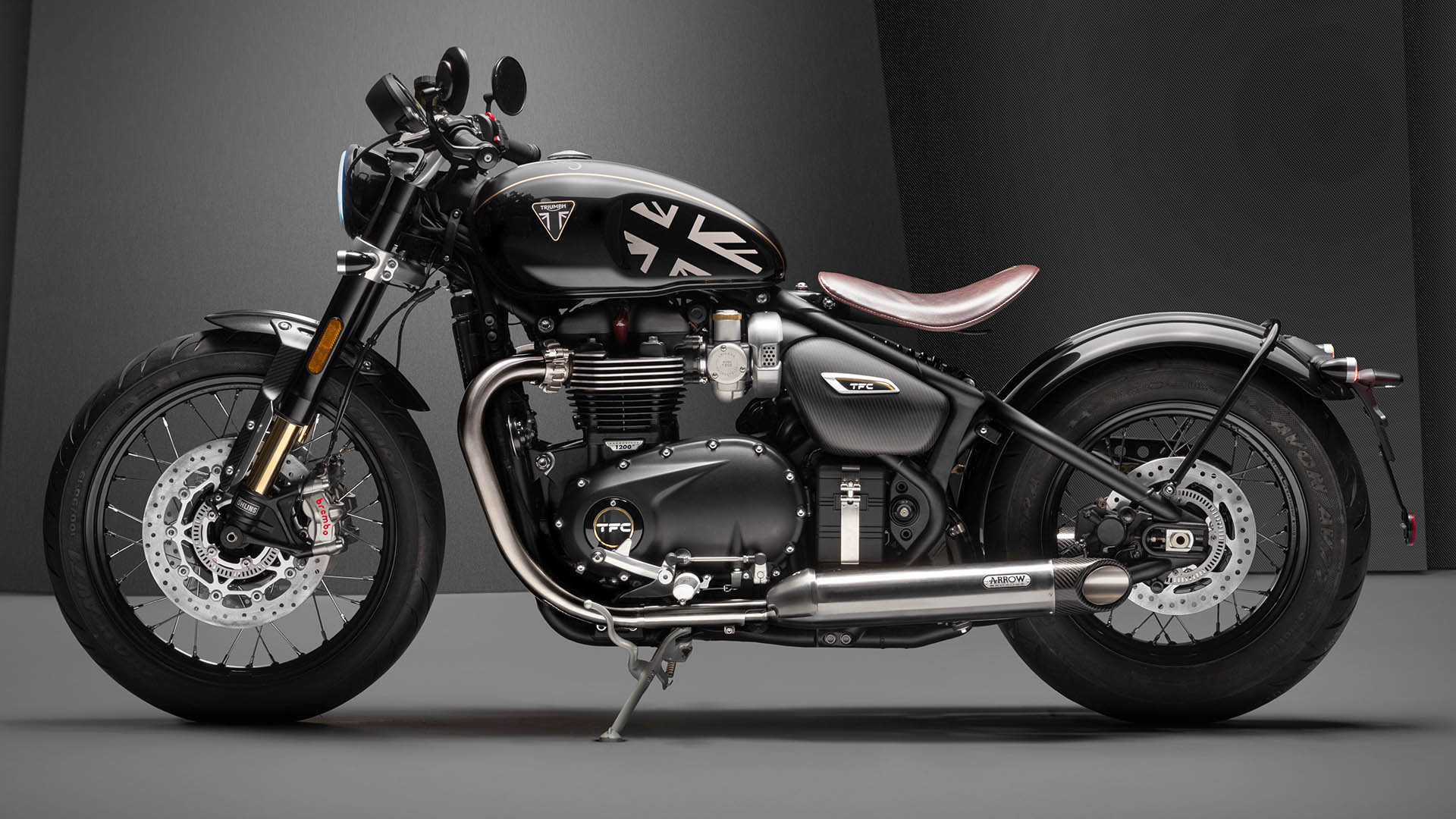 2020 Triumph Bobber Tfc First Look 14 Fast Facts