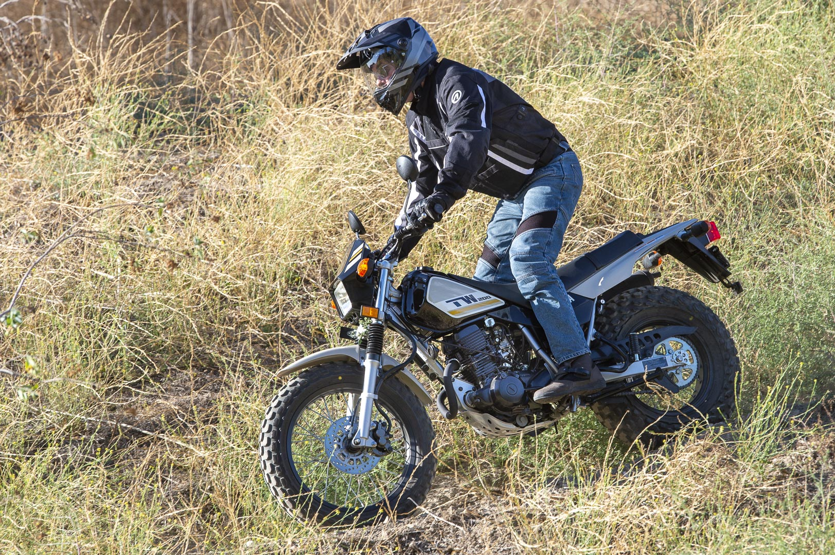 2020 Yamaha TW200 Review - MSRP