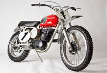 1970 Husqvarna 400 Cross